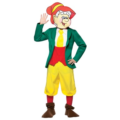 Kelloggu0027s Ernie Keebler Elf Mens Halloween Costume  sc 1 st  Costume Kingdom & Food Costumes | Funny Onesie Costumes | Costume Kingdom