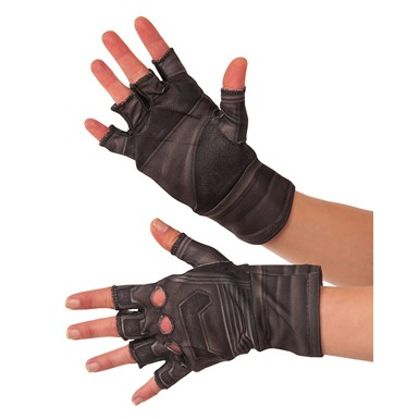 Kids Captain America Civil War Costume Gloves