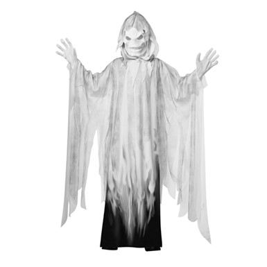 Kids Evil Spirit Boys Ghost Halloween Costume