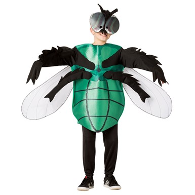 Kids Fly Insect Halloween Costume size 7-10  sc 1 st  Costume Kingdom & Kids Fly Insect Halloween Costume u2013 Kids Fly Costume u2013 Kids Bug Costumes