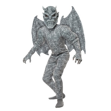 Kids Ghastly Gargoyle Halloween Costume