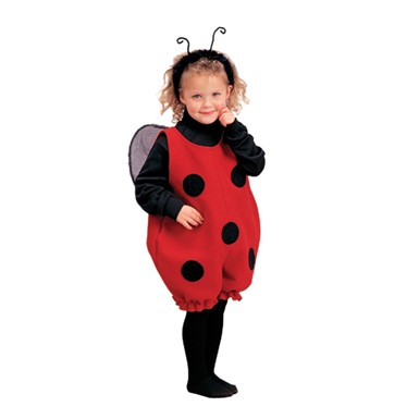 Little Lady Bug Infant Toddler Halloween Costume