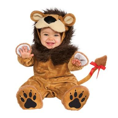 Little Lion Infant Halloween Animal Kingdom Costume  sc 1 st  Costume Kingdom & Little Lion Halloween Animal Kingdom Costume