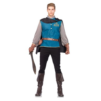 Mens Classic Storybook Prince Halloween Costume