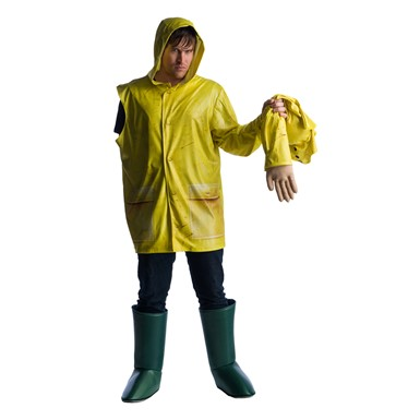 Mens Georgie It Movie Halloween Costume