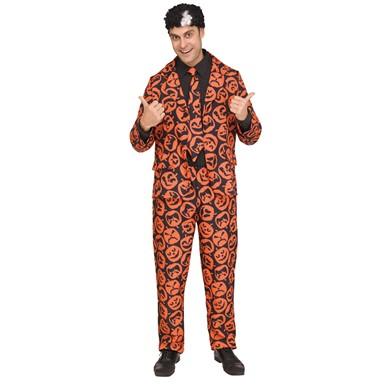 mens snl david s pumpkin halloween costume