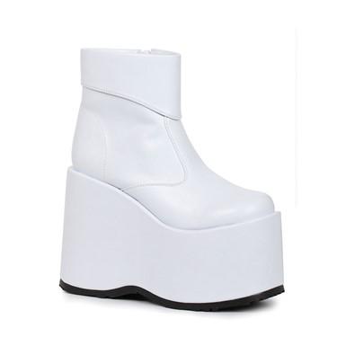 9133809246d3 Mens Frank Platform Shoes for Mens Disco 70s Halloween Costume