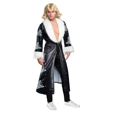 Mens WWE Deluxe Ric Flair Adult Halloween Costume