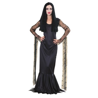 Morticia Addams Adult Halloween Costume