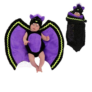 Newborn Swaddle Wings Baby Bat Costume size 0-3 Months  sc 1 st  Costume Kingdom : halloween costume 0 3 months  - Germanpascual.Com