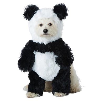 Panda Pooch Dog Halloween Costume  sc 1 st  Costume Kingdom & Panda Pooch Pet Halloween Costume u2013 Dog Costumes u2013 Panda Costumes