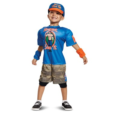 Toddler Boys WWE John Cena Muscle Costume