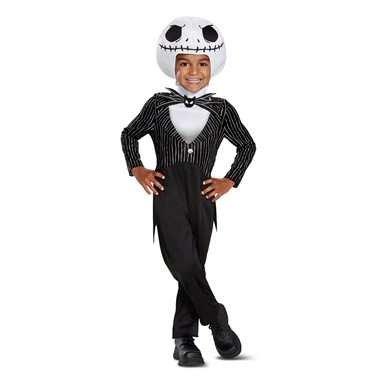 Toddler Jack Skellington Infant Halloween Costume