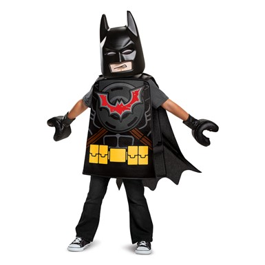 Toddler LEGO Movie Batman Superhero Costume size 3T-6T