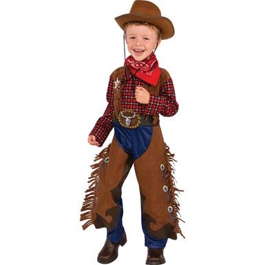 Toddler Cowgirl Western Halloween Costume Kids Western