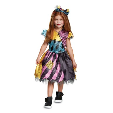 Toddler Sally Nightmare Before Xmas Costume