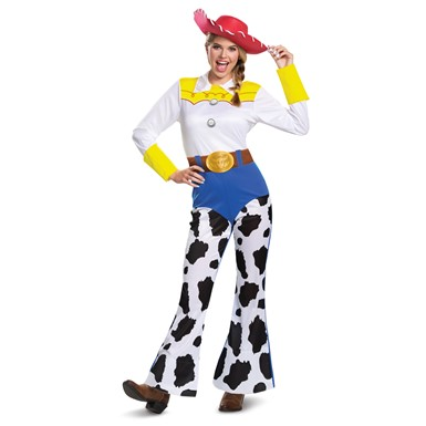 Toy Story Jessie Womens Cowgirl Halloween Costume