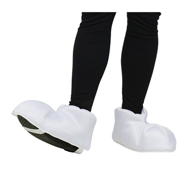 White Cartoon Feet Halloween Costume Accessory