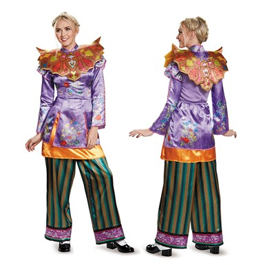 Womens Deluxe Alice Asian Look Costume