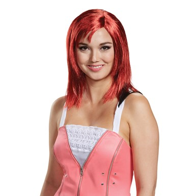 Womens Kingdom Hearts Kairi Sane Red Wig