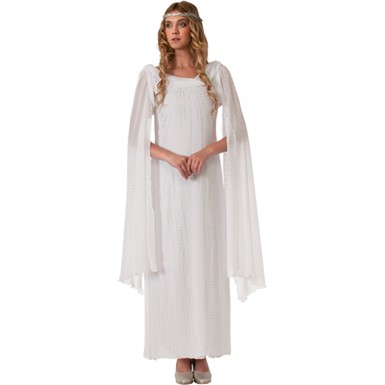 Womens Lord of the Rings Galadriel Costume sz STD 10-14