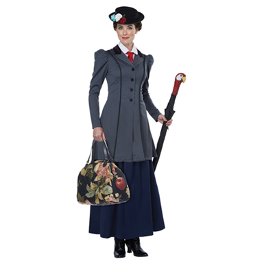 Mary Poppins Costumes